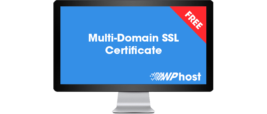 Multi-Domain SSL Certificate