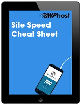 Site Speed Cheat Sheet