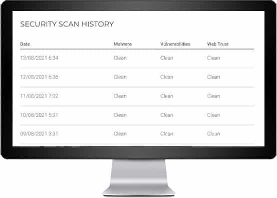 Detailed Reporting and Security Tracking