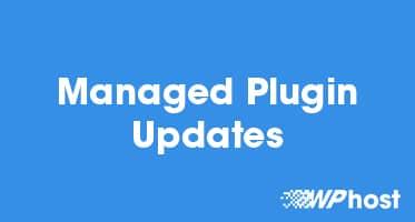 Managed Plugin Updates