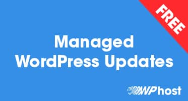 Managed WordPress Updates