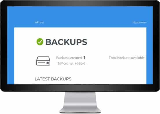 Secondary Backups